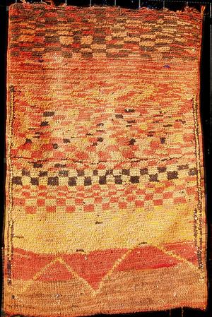 I Tappeti Berberi e larredamento moderno