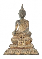 Buddha in bronzo
