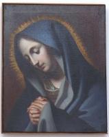 Dipinto raff. Madonna del '700