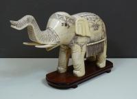 Elefante in osso