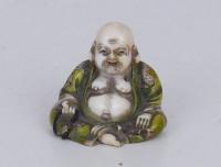 """Netsuke """"Hotei"""" Buddha"""