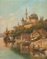 Pescatori ad Istanbul