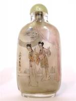 Snuff Bottle in vetro