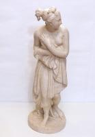 """Statua in marmo """"Venere al bagno"""""""